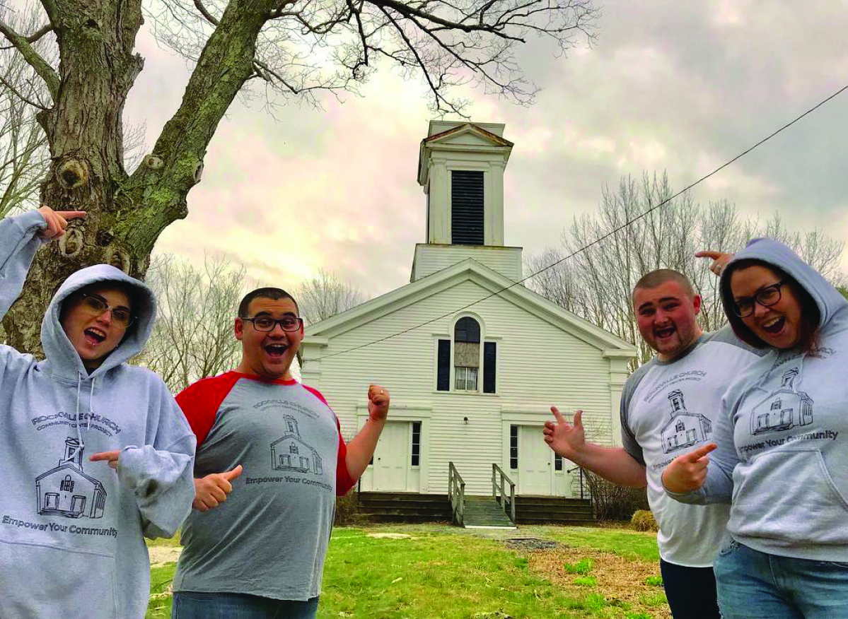 Turning an Old Church into a Community Center | Bonfire