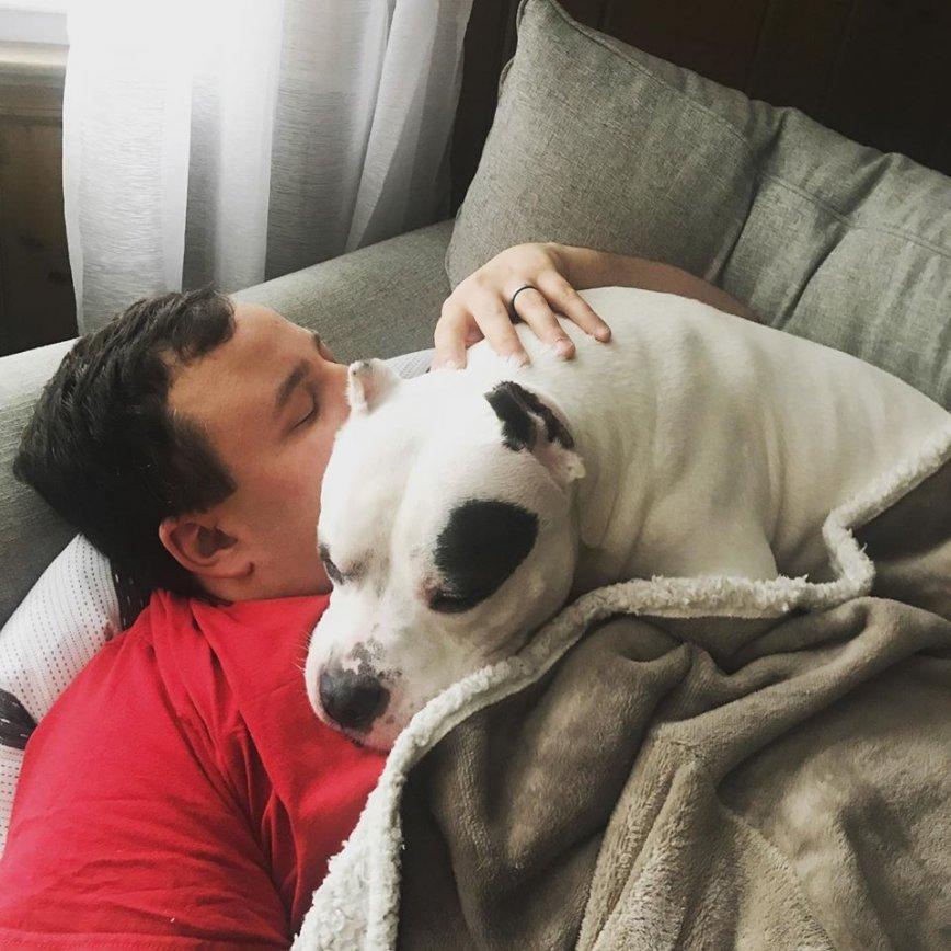 Little Boy Bru Lives His Best Life After Being Rescued
