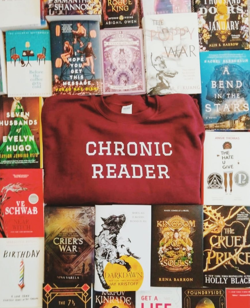 Are You a Chronic Reader?