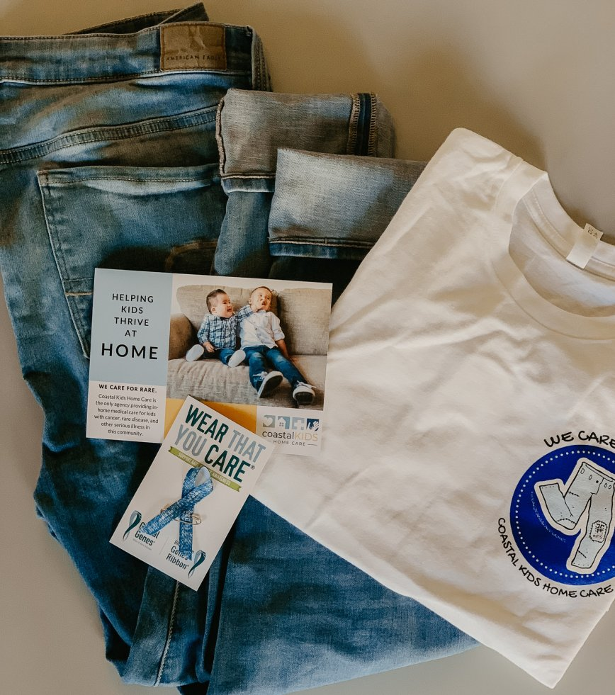 Wear Jeans for Rare Diseases