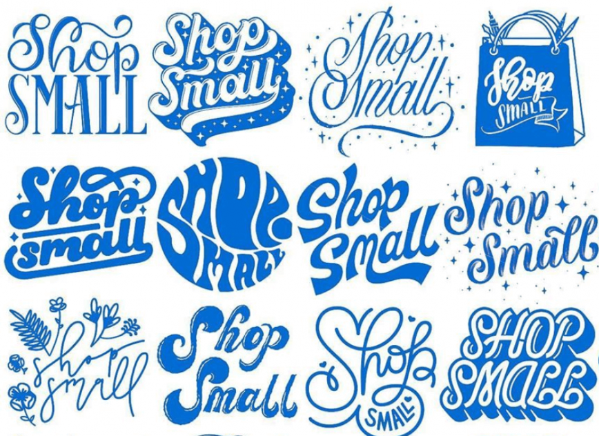 Shop Small: A Collaboration Between Artists and Business Owners